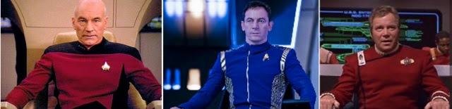 DSC, Discovery, Lorca, Kirk, William Shatner, Jason Isaacs, Intervista, TG TREK Star Trek News Novità Notizie