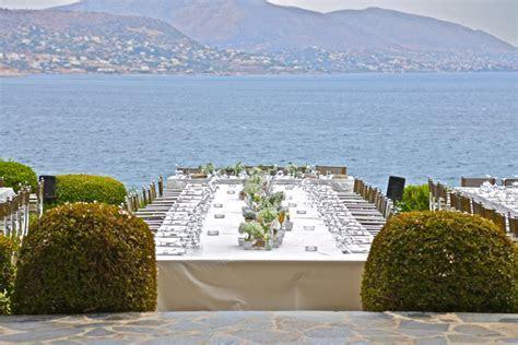 Athenian Riviera Wedding @ Island Restaurant   Varkiza