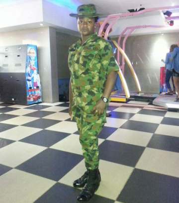 Modesther Nnaji Gives 10 Major Reasons Why Female Soldiers Are The Best In Relationships And Marriages