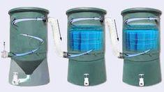 Vortex Swirl Water Filter