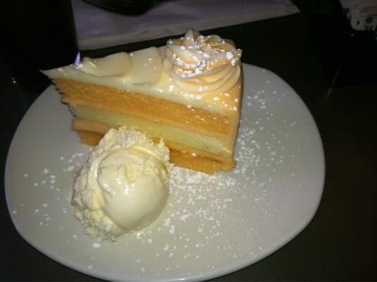 Applebee S Restaurant Copycat Recipes Orange Creamsicle Cake