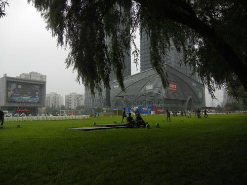 DSCN6162 _ City Library Plaza, Shenyang
