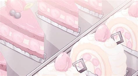 gifs  beautiful anime food