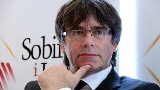 Carles Puigdemont, en una imatge d'arxiu (ACN)