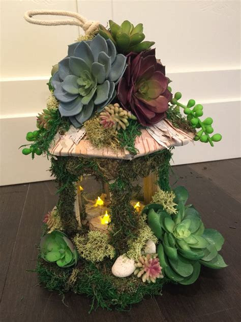 Centerpiece candle Enchanted Forest Tinkerbell Cake
