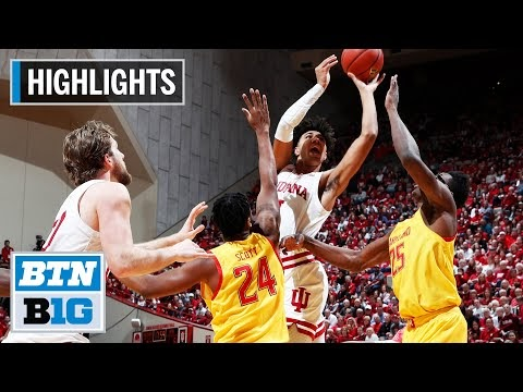 Late Smith Bucket Lifts Terps to Win | Maryland at Indiana