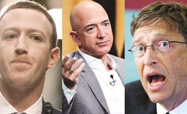 أثرياء العالم يخسرون 444 مليار دولار بسبب «كورونا»