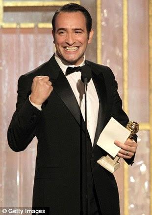Concorrência: Jean Dujardin foi nomeado para o artista, Gary Oldman para Tinker, Tailor, Soldier, Spy e Bichir Demián para uma Vida Melhor