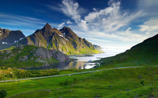 Earth Porn - Lofoten, Norway