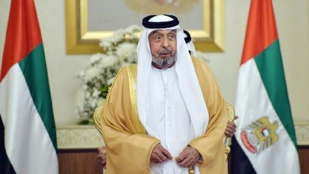 El jeque Sheikh Khalifa Bin Zayedes, actual presidente de los Emiratos Árabes Unidos, es familia de las princesas sentenciadas.