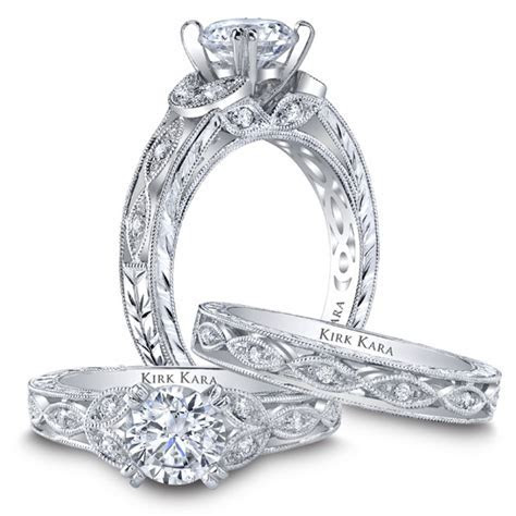 Kirk Kara K1420DC Jones & Son Diamond & Bridal Fine Jewelry