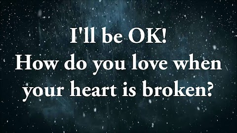 I Ll Be Ok Just Not Today Lyrics