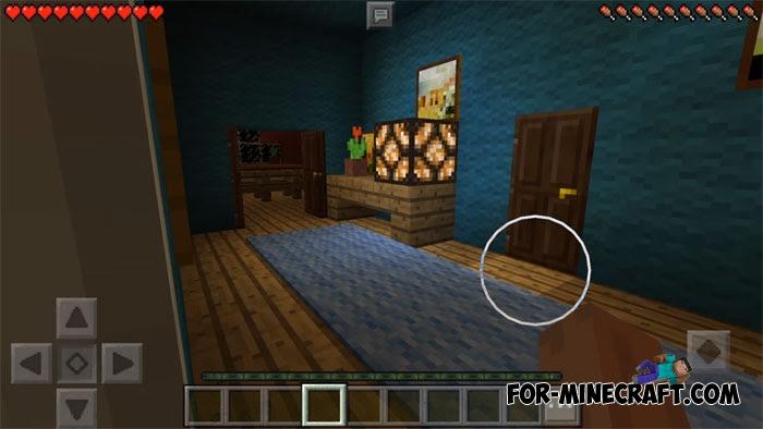 Hello Neighbor Addonmap For Minecraft Pe 1 0