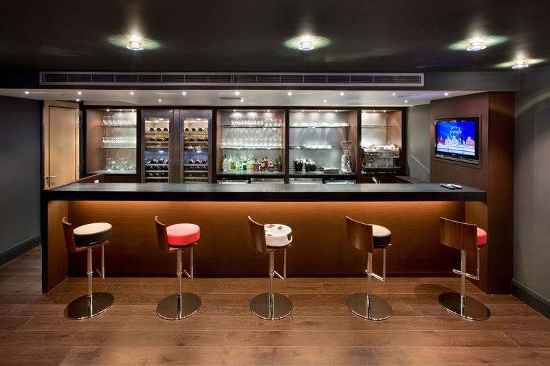 Home Furniture Decoration Bar Design