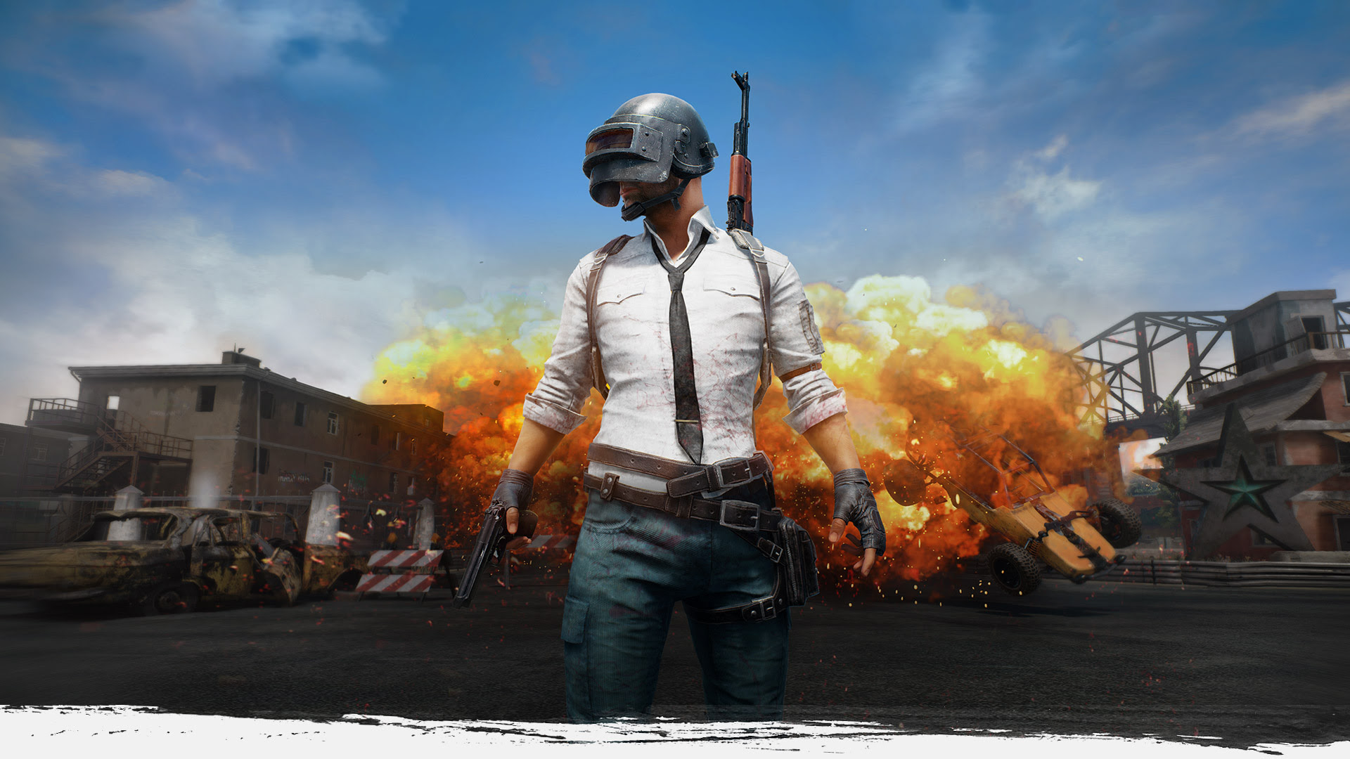 First-person servers coming to PlayerUnknown's Battlegrounds in monthly update screenshot
