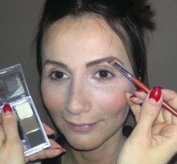 50er Make Up Tutorial Betty Page Retrochicks