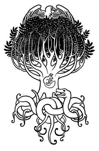 the seed of yggdrasill deciphering the hidden messages in old norse myths