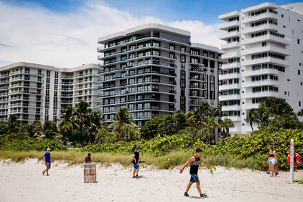 Anxious Residents of Sister Tower to Fallen Florida Condo Wonder: Stay or Go?
