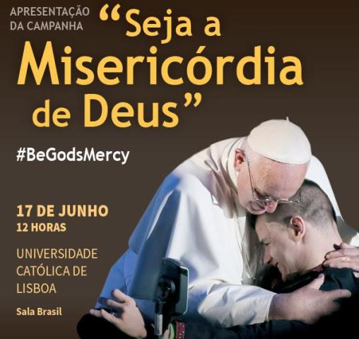 AIS, campanha «Seja a Misericórdia de Deus»