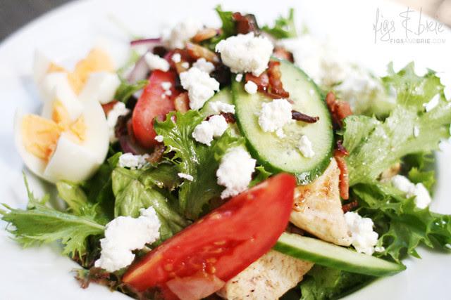 ABBA Cob Salad, The Abercrombie
