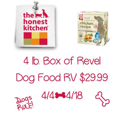 The Honest Kitchen Dog Food Coupons