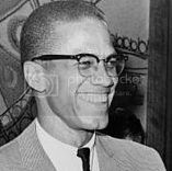 click for the Malcolm X Official Website