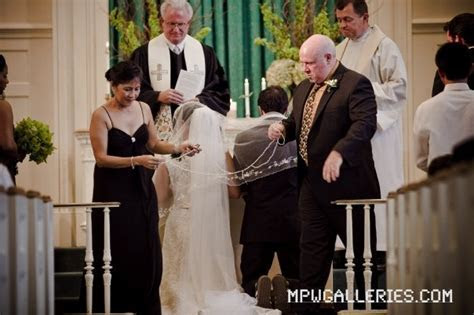 Filipino Wedding Ceremony of Cord, Veil, Candles and Coins