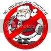 Anti-Santa Logo