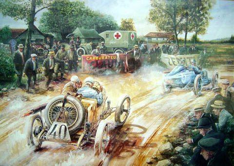 Wallpapers retro de autos