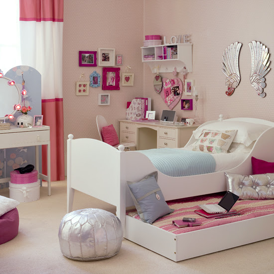 Girls Room Decorating | Room Decorating Ideas