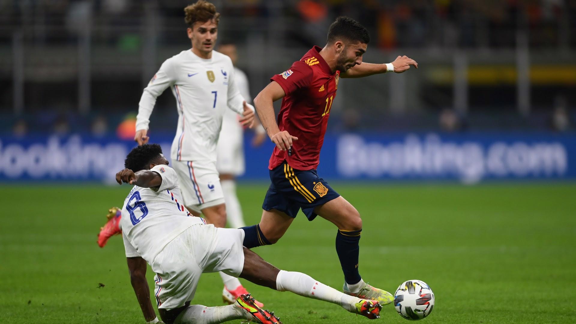 Injury update: Ferran Torres
