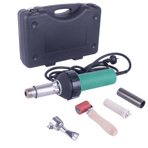 1600w Hot Air Welding Gun Vinyl Floor Hot Air Welding Kit Pvc Plastic Welder Gun Other Light Equipment Tools