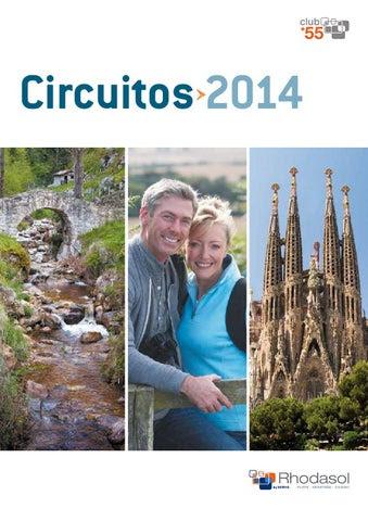 Rhodasol Circuitos 2014
