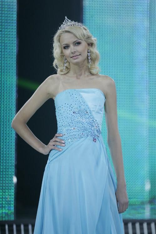 Ольга Хижинкова Мисс Беларусь 2008. фото