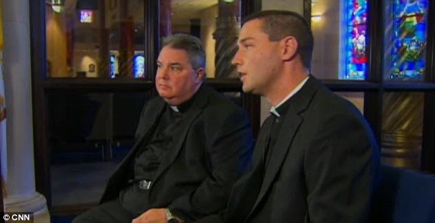 son gay Catholic of parents