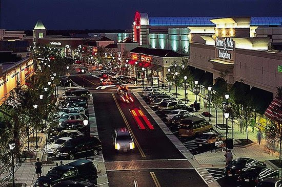 The Avenue at White Marsh Plaza