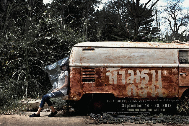 an exhibition of photographs : September 14-28, 2012