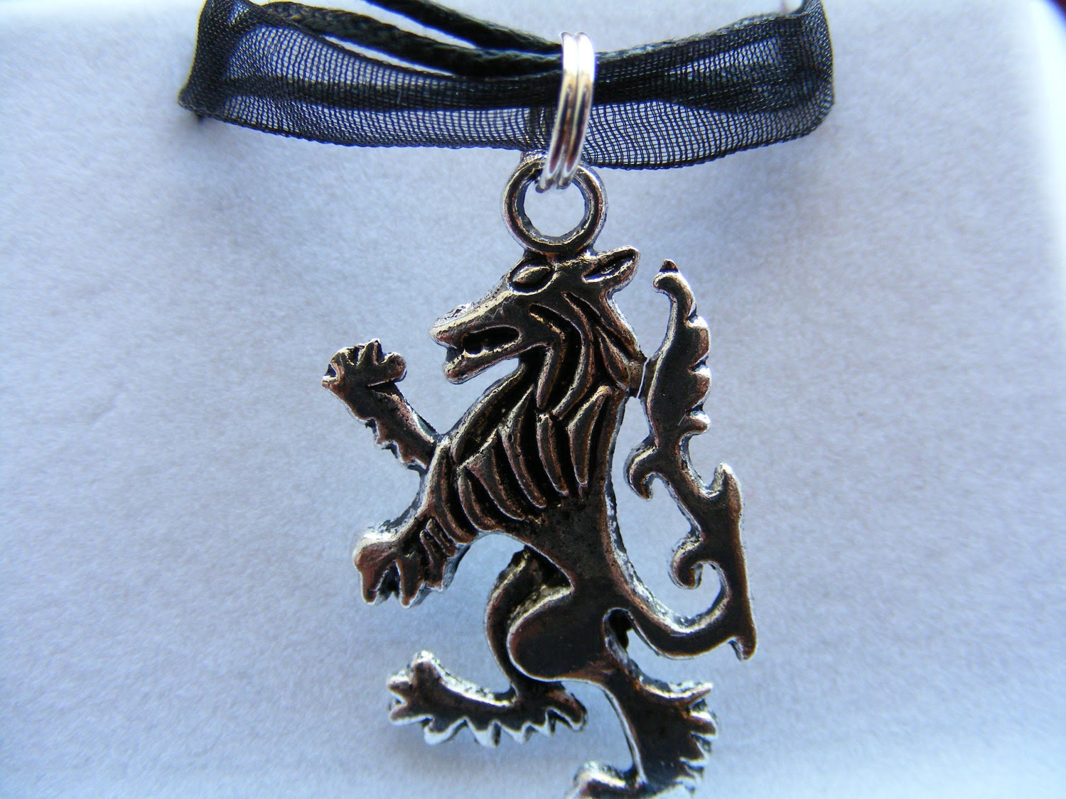 Twilight or Harry  Potter Tibetan Silver Necklace