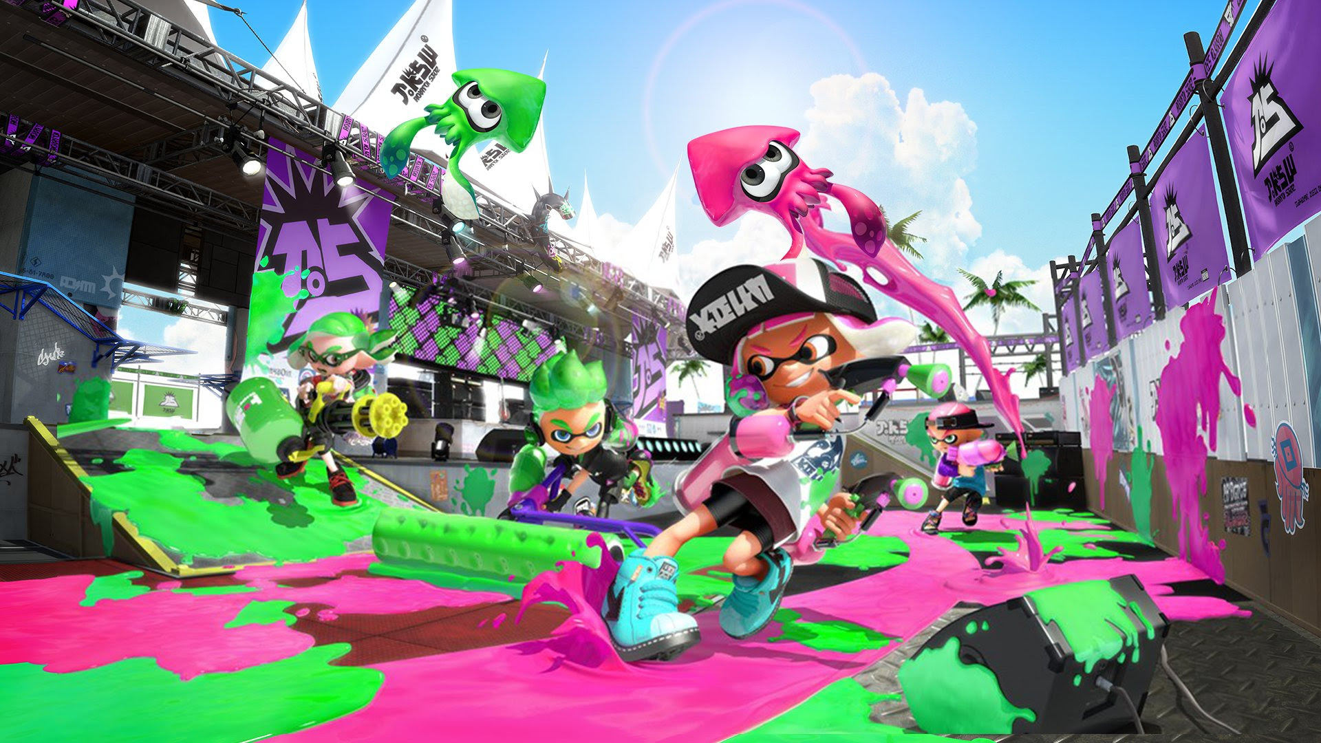 Watch out, Splatoon 2 may punish excessive disconnecting screenshot
