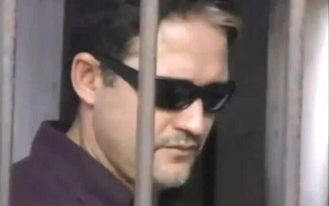 O brasileiro foi preso em 2003 ao entrar no aeroporto de Jacarta com 13,4 quilos de cocaína. Foto: Reprodução/Internet