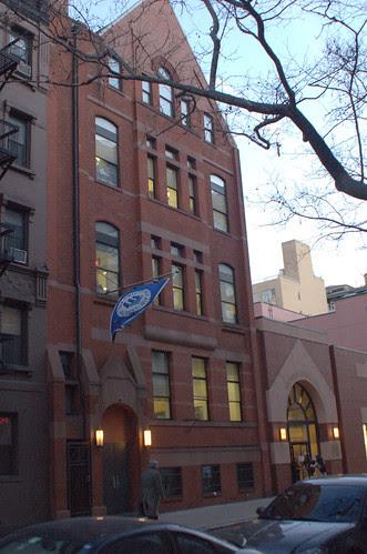 Children's Aid Society, 219 Sullivan Street