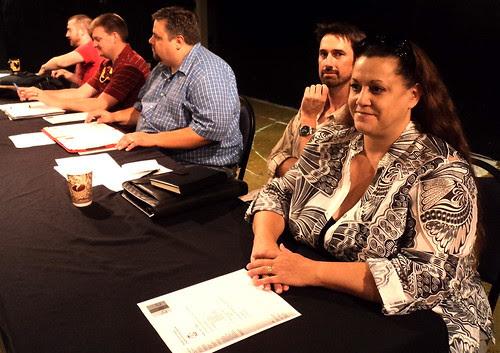 DigiFest South: artist deadline Aug 10 / Nolan Baker, James Holoubeck, Wade McDougal, Clint McCommon, Theresa Ratcliff by trudeau