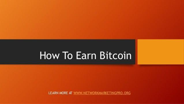 How To Earn Bitcoin On Autopilot Renklikar Ga -