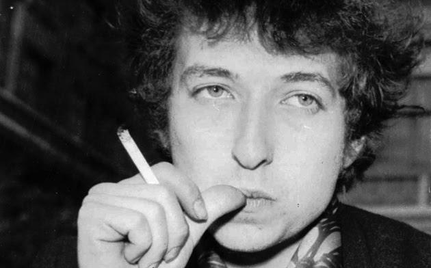 Bob Dylan en Londres en 1965