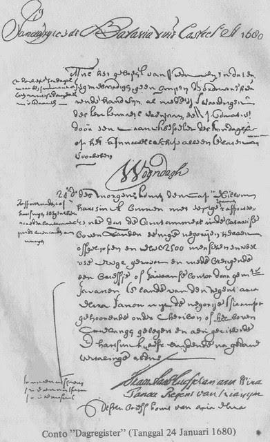 Dagregister 1680