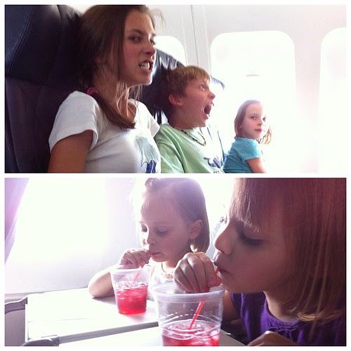 They did such a great job on the plane!