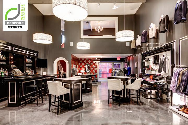 Michael Andrews Bespoke store New York City BESPOKE STORES! Michael Andrews Bespoke store, New York City