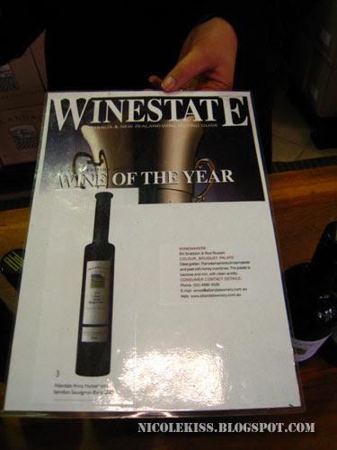 wine of the year sauvignon blanc