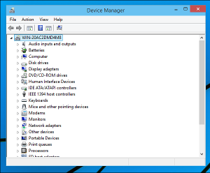Windows 1- Device Manager