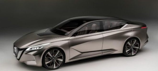 2019 Nissan Altima Pic | Upcoming Nissan